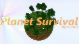 [1.8] Micro Planet Survival Challenge! .Beta Minecraft Map & Project