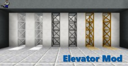 [1.8.9/1.8] Elevator Mod! [Escalators too!] Minecraft Mod