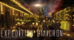 EXPEDITION OMICRON ◄► The Lost Explorers (STORY) Minecraft Map & Project