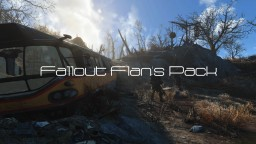 Fallout Flan's Pack [1.7.10] Minecraft Mod