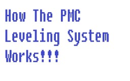 How The PMC XP System Works Minecraft Blog Post