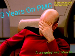 [3 Years On PMC] Cringing over old posts/PMs with Mercer! Minecraft