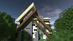 lög- modern house concept Minecraft Project