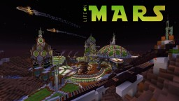 Mars - The Cradle of Life Minecraft Project