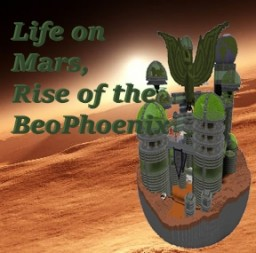 Life on Mars - Rise Of the BeoPhoenix Minecraft Map & Project