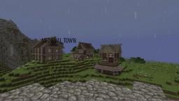 Kingdom of Crest Tibia Minecraft Map & Project