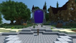 Server hub I Minecraft Project