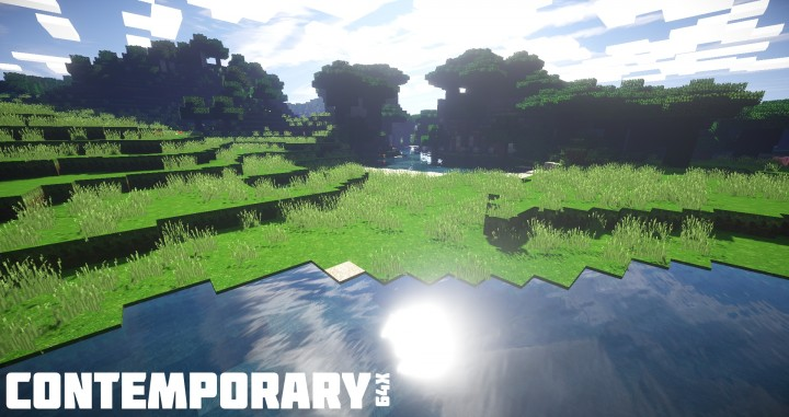 Popular Texture Pack : Contemporary 64x