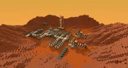 IRC Mars - PMC Solo Build Contest Minecraft