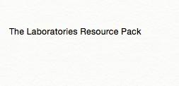 Laboratories Resource Pack Minecraft Texture Pack