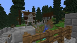 Lewes City Minecraft Map & Project