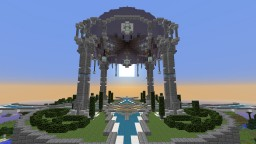Survival Spawn Simple Minecraft Map & Project