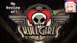 AnimeFan Game Reviews - Skullgirls Minecraft Blog Post