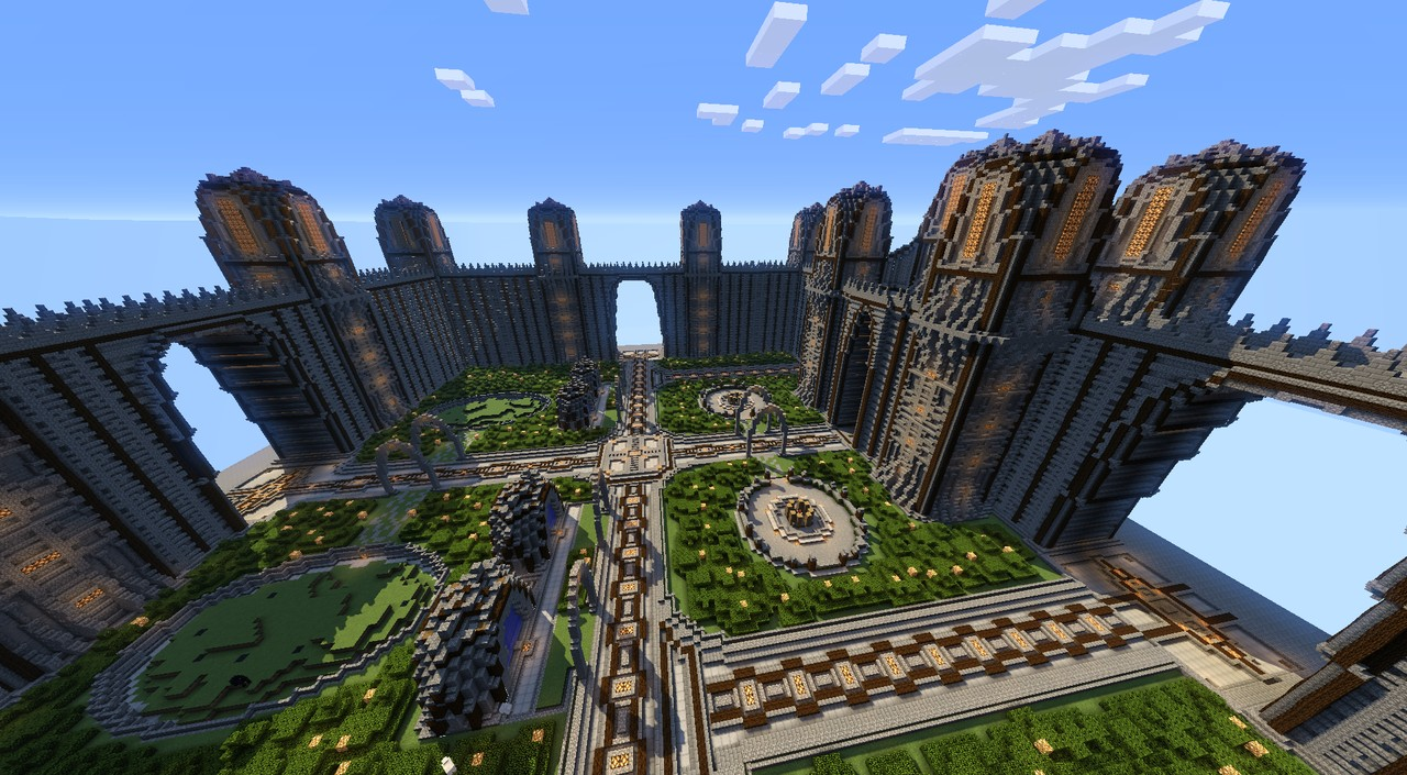 Minecraft Factions Spawn Umkathi Free Dl Minecraft Project