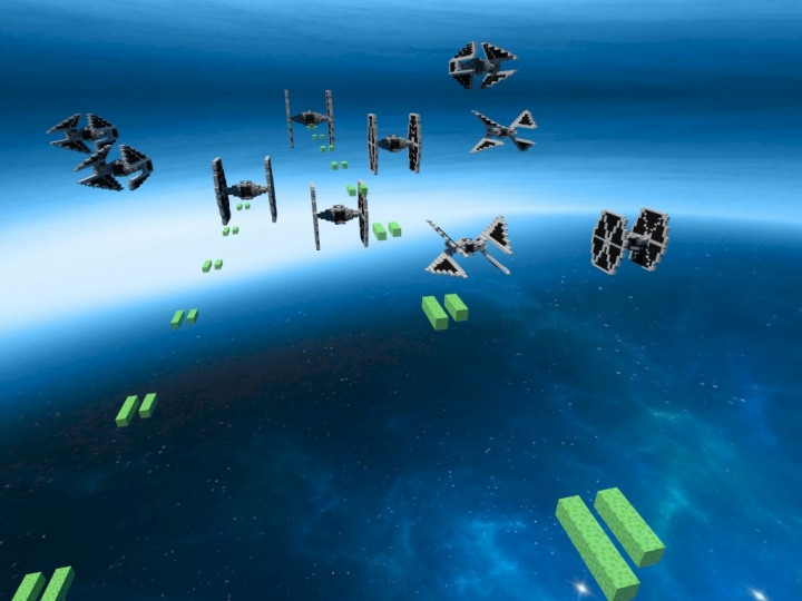 TIE Fighter Pack #1 STAR WARS Minecraft Project on tie phantom, y-wing schematic, tie advanced,