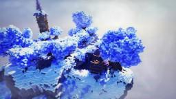 Tjalda Winter - little nature HUB [ V2 ] Minecraft Map & Project