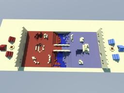 POTENTIAL Mineplex Turf Wars: Desert Warriors Minecraft Map & Project