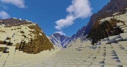 Vogar Fjall [150 Subscriber Map] Minecraft Map & Project