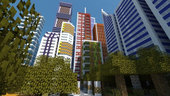 Central Uie city