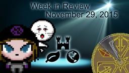 Week in Review - Week of November 29, 2015 Minecraft Blog