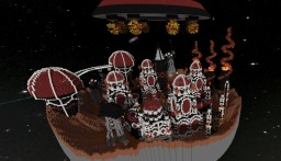 [Ciybos][Martian Capitol] Minecraft Project