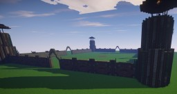 Kingdom Walls, a do it yourself Minecraft Project