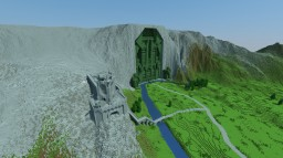 Erebor - the Lonely Mountain (Middle Earth) Minecraft Project