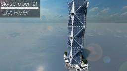 Skyscraper 21 Minecraft
