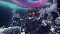 Santa's Outpost Minecraft Project