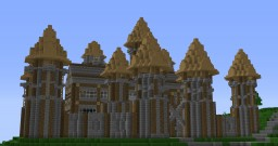 Medieval Castle! CFEW Minecraft Project