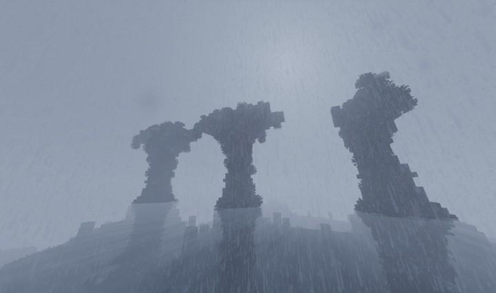 ruins on the Long Lake.