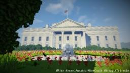 White House / Taj Mahal / Torre di Pisa【Reproduction】 Minecraft Map & Project