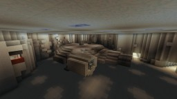 Hoth: Echo Base Minecraft Map & Project