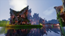 Survival Village Minecraft Map & Project