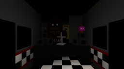 Five Nights at Freddy's - Vanilla Horror Map - Full Version (1.8) Minecraft Map & Project