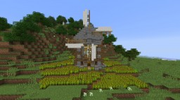 The Dean Family Settlement Minecraft Map & Project