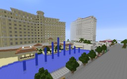 Project Las Vegas Minecraft Map & Project