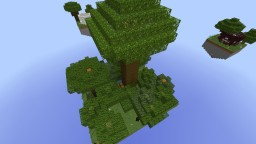 Skywars 4 player Minecraft Project