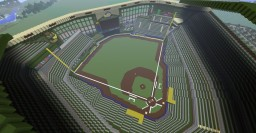 Miller Park Minecraft Map & Project