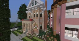 Late 1800's Victorian home Minecraft Project