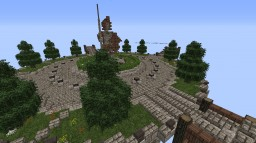 Medeival Hunger games map Minecraft Map & Project