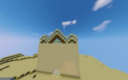Exotic Hotel Minecraft Map & Project