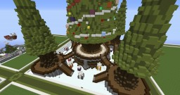 [TEI Creative] Christmas Tree Building Competition Minecraft Map & Project
