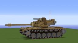 T110E5 HEAVY TANK Minecraft