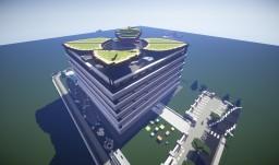 Modern Museum Minecraft