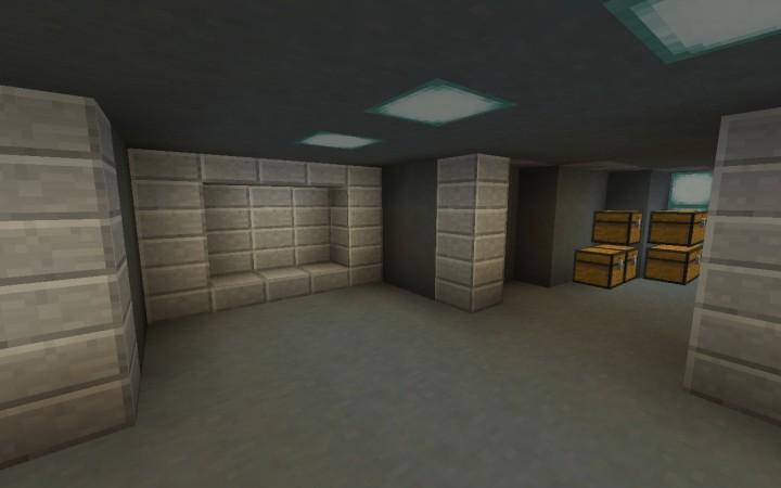 Loading Room