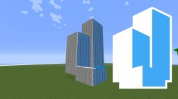 Tower Unite Logo Minecraft Map & Project