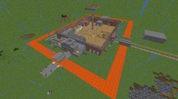Redstone Secure Facility Minecraft Project