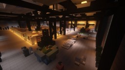 Supermarket | w/ azzSky | interiors Minecraft Map & Project