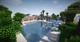 Dawson Public Pool Minecraft